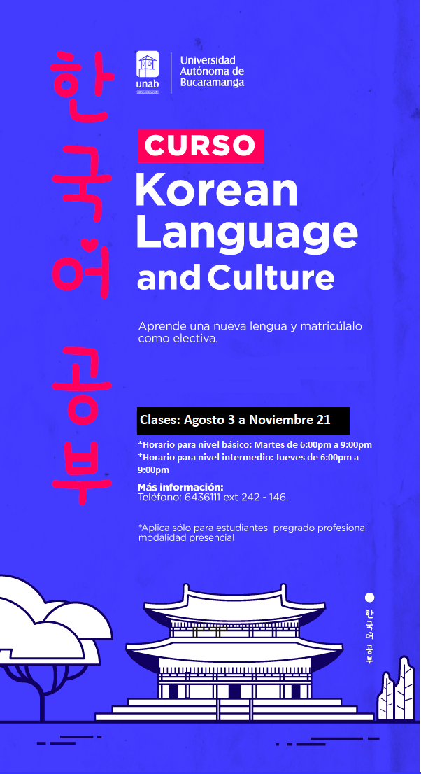 Curso_Korean_Languaje_-_UNAB
