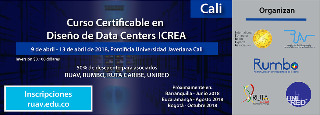 Curso Certificable en Diseño de Data Center