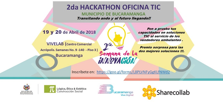 19 20 abril SIS2018 OFICINATIC ALCBUC