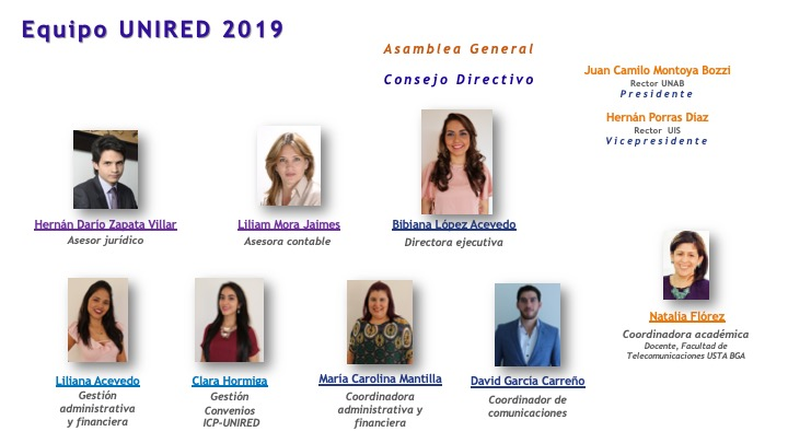 equipo unired 2019